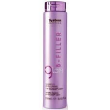 DIKSON GLAM B-FILLER Shampoo - Шампунь интенсивный и наполняющий 250мл