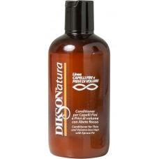 DIKSONatura Conditioner with Red Spruce - Кондиционер с экстрактом красной ели для тонких волос, лишённых объёма 250мл