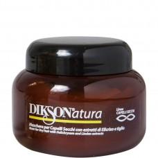 DIKSONatura Mask with Helichrysum - Маска с экстрактом бессмертника для сухих волос 250мл