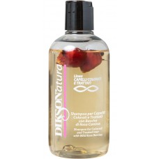 DIKSONatura Shampoo with Rose Hips - Шампунь с ягодами красного шиповника для окрашенных и химически обработанных волос 250мл