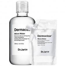 Dr.Jart+ Dermaclear micro water - Мицелярная вода для очищения и тонизирования кожи + запасной блок 250 + 150мл