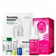 Dr.Jart+ Peptidin pink energy serum 6pcs set limited - Подарочный набор РОЗОВЫЙ 6 средств