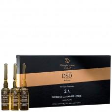 DSD de Luxe Hair Loss Treatment Forte Lotion 3.4 - Лосьон Форте № 3.4, 10 х 10мл