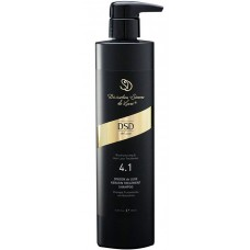 DSD de Luxe Restructuring and Hair Loss Treatment Keratin Treatment Shampoo № 4.1L - Шампунь Восстанавливающий с Кератином № 4.1L, 500мл