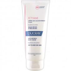DUCRAY ICTYANE Creme Anti-Dessechement Corps - Крем для сухой кожи питательный Увлажняющий 200мл