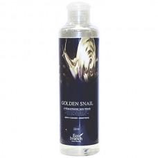 Eco Branch GOLDEN SNAIL Hypoallergenic skin toner - Тонер для лица с муцином улитки 250мл