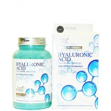Eco Branch HYALURONIC ACID all in one ampoule - Сыворотка ампульная для лица с гиалуроновой кислотой 250мл