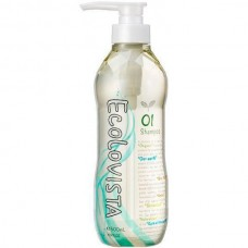 EcoloVISTA 01 Moist SPA Shampoo - Шампунь для волос увлажнение 500мл