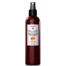 EGOMANIA Richair Color Protection Spray Detangler - Спрей-кондиционер для облегчения расчёсывания защита цвета с маслом макадамии 250мл