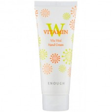 ENOUGH W VITAMIN Vita vital hand cream - Крем для рук с витамином С, 100мл