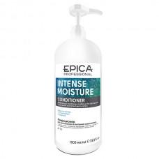 EPICA Professional INTENSE MOISTURE CONDITIONER - Увлажняющий кондиционер для сухих волос с маслом какао и экстрактом зародышей пшеницы 1000мл