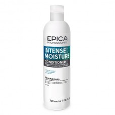 EPICA Professional INTENSE MOISTURE CONDITIONER - Увлажняющий кондиционер для сухих волос с маслом какао и экстрактом зародышей пшеницы 300мл