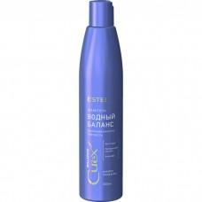 """Estel Curex Balance - Шампунь """"Водный баланс"""" для всех типов волос 300мл"""