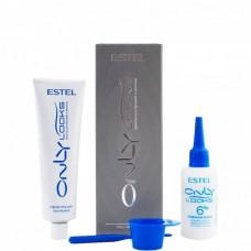 Estel Only Looks - Краска для бровей и ресниц тон Графит 50 + 30мл