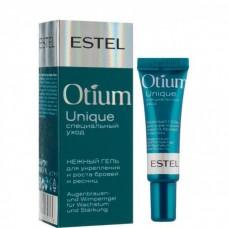 Estel Otium Unique - Нежный Гель для укрепления и роста бровей и ресниц 7мл