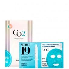 Esthetic House Secret19 CO2 Esthetic formula carbonic mask - Маска-активатор Карбокситерапия (пауч) 1шт