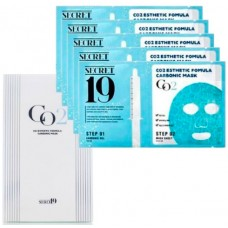 Esthetic House Secret19 CO2 Esthetic formula carbonic mask - Маска-активатор Карбокситерапия (пауч) 5шт