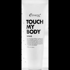 Esthetic House Touch my body goat milk body scrub - Скраб для тела на основе козьего молока 250мл
