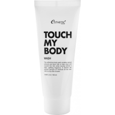Esthetic House Touch my body goat milk body wash - Гель для душа на основе козьего молока 100мл
