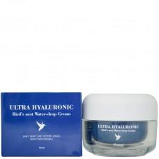 Esthetic House Ultra hyaluronic bird's nest Cream - Крем для лица с экстрактом ласточкиного гнезда и гиалуроновой кислотой 50мл