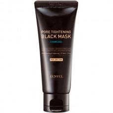 EUNYUL Pore Tightening BLACK MASK - Маска-пленка для очищения и сужения пор 50мл