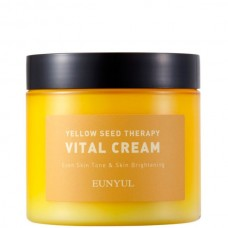 EUNYUL Yellow Seed Therapy VITAL CREAM - Крем-гель для лица для сияния кожи 270мл