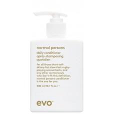 evo normal persons daily conditioner - Кондиционер для восстановления баланса кожи головы 300мл