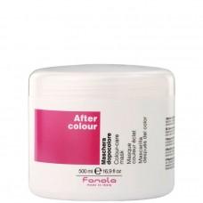 Fanola After Colour Care MASK - Маска для ухода за окрашенными волосами 500мл