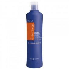 Fanola No Orange Shampoo - Шампунь для окрашенных волос с темными оттенками 350мл