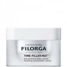FILORGA TIME-FILLER MAT Creme - Крем-уход для лица (морщины и поры) 50мл