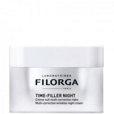FILORGA TIME-FILLER NIGHT Creme Nuit - Восстанавливающий ночной крем против морщин 50мл