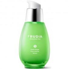 FRUDIA Serum Green Grape Pore Control - Сыворотка себорегулирующая с экстрактом ВИНОГРАДА 50мл
