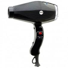 GAMMA PIU 082 ARIA HD-NA4322i 2200W LIGHT BLACK - Профессиональный фен для волос АРИЯ ЧЁРНЫЙ 2200 Вт