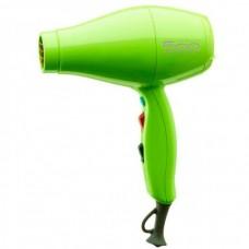 GAMMA PIU 086 500 COMPACT LEMON GREEN 2000W - Профессиональный фен для волос Компакт САЛАТОВЫЙ 2000 Вт
