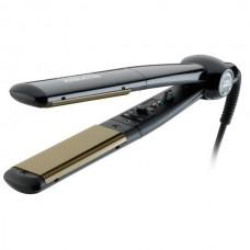GAMMA PIU 109 KERATIN BLACK - Щипцы-выпрямители для волос Кератин ЧЁРНЫЕ 35,5 х 105,5мм