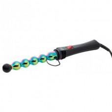 GAMMA PIU 111 RAINBOW ANTISTATIC IRON - Плойка для завивки волос Универсальная 25мм