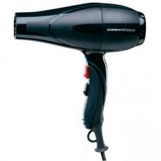 GAMMA PIU 2001 R BLACK 2200W - Профессиональный фен для волос 2001 R ЧЁРНЫЙ 2200 Вт