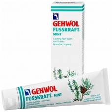 GEHWOL Fusskraft Mint - Геволь Мятный Охлаждающий бальзам 75мл