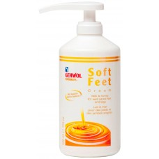 "GEHWOL Fusskraft Soft Feet Cream - Шелковый крем ""Молоко и Мед"" Флакон с дозатором 500мл"