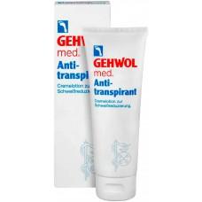 GEHWOL Med Anti-Transpirant - Геволь Крем-лосьон антиперспирант 125мл