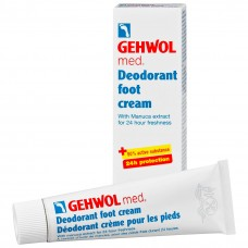 GEHWOL Med Deodorant foot cream - Геволь Крем-дезодорант для Ног 75мл