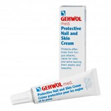 GEHWOL Med Protective Nail and Skin Cream - Крем для ногтей и кожи 15мл