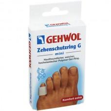 GEHWOL Zehenschutzring G mini - Гель-кольцо G, МИНИ 18мм - 2шт