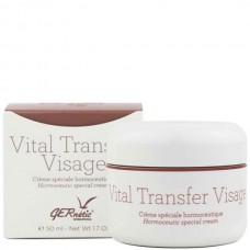 GERnetic Vital Transfer Visage - Специальный крем для кожи лица в период менопаузы 50мл