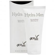 GERnetic Hydra men SPF 5+ - Мужской увлажняющий крем СЗФ 5+, 50мл