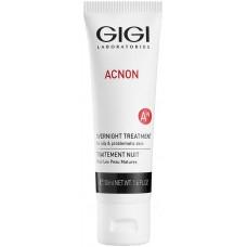 GIGI ACNON Overnight Treatment - Ночной крем для проблемной кожи 50мл