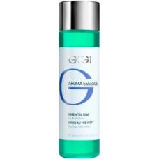 GIGI AROMA ESSENCE Green Tea Soap - Мягкое очищающее мыло для всех типов кожи 250мл