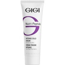 GIGI NUTRI-PEPTIDE Intense Cold Cream - Крем пептидный для активной защиты кожи от холода 50мл