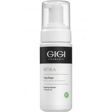 GIGI PROMEDIC RETIN A Triple Power Foaming Cleanser - Очищающий мусс тройной силы с гликолевой кислотой 120мл