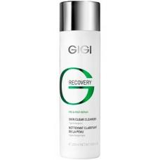 GIGI RECOVERY Skin Clear Cleanser - Деликатный очищающий гель для всех типов кожи 250мл